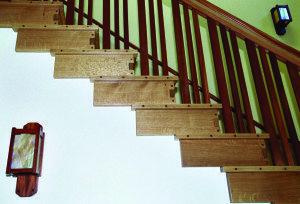 Cherry Ridge stairs