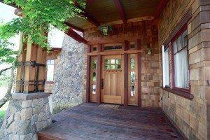 Cherry Ridge tree door